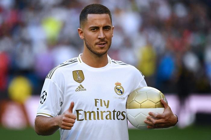 Top 10 cầu thủ có giá trị chuyển nhượng cao nhất thế giới - Eden Hazard