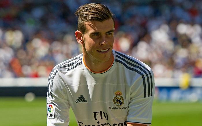 Top 10 cầu thủ có giá trị chuyển nhượng cao nhất thế giới - Gareth Bale