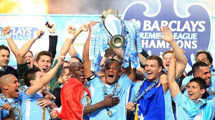 Manchester City vô địch mở ra kỉ nguyên mới của nhóm Big Six