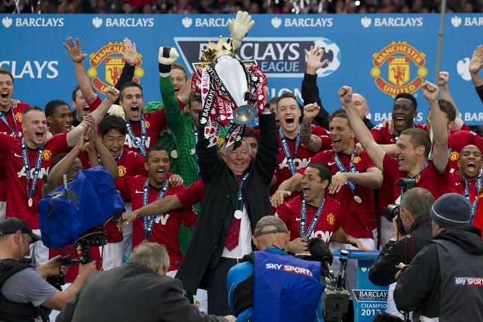 Manchester United cũng là đội giàu thành tích nhất với 13 lần vô địch Ngoại hạng Anh