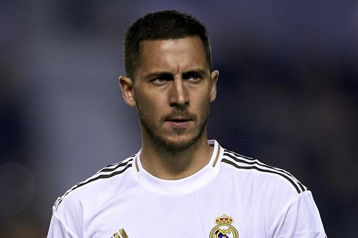 10 tiền đạo xuất sắc nhất toàn thế giới - Eden Hazard