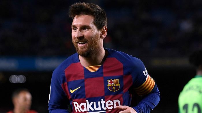 Tiền đạo xuất sắc nhất toàn thế giới - Lionel Messi
