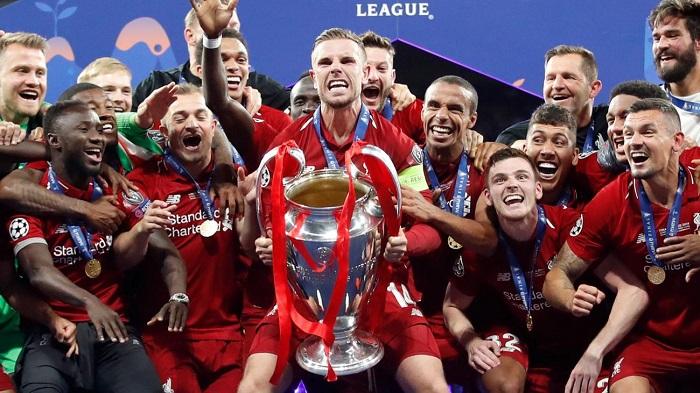 Nhà vô địch Champions League 2018-19 Liverpool