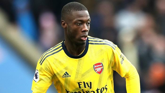 Nicolas P.epe - bản hợp đồng đắt giá nhất Arsenal