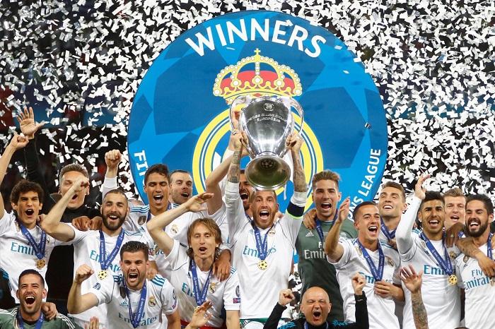 """Real Madrid là đội bóng đầu tiên phá giải """"lời nguyền Champions League"""""""