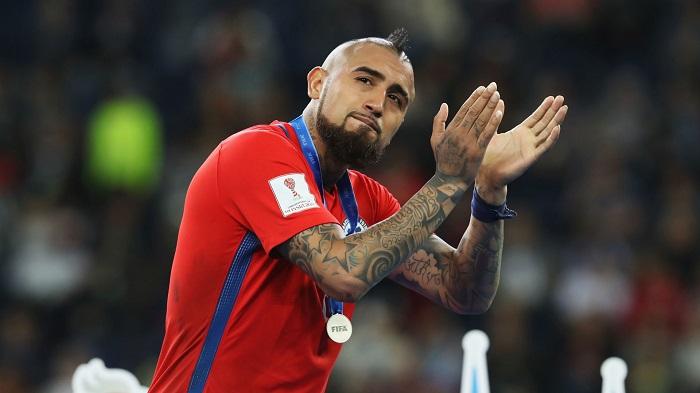 Arturo Vidal là ai 1