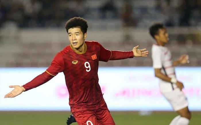 Cầu thủ Hà Đức Chinh 3 là ai