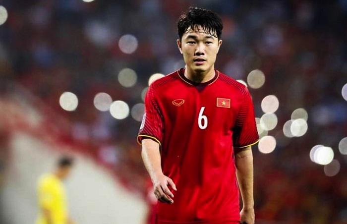 Cầu thủ Lương Xuân Trường - Thủ lĩnh tuyến giữa của ĐT Việt Nam