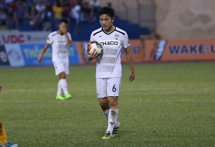 Cầu thủ Lương Xuân Trường trưởng thành từ lò đào tạo JMG