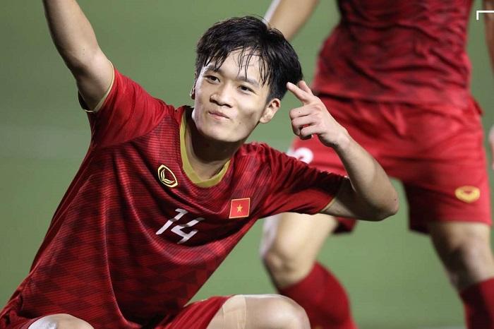 Cầu thủ Nguyễn Hoàng Đức là ai 1