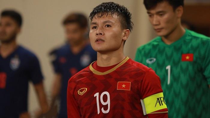 Cầu thủ Nguyễn Quang Hải gây ấn tượng tại U23 châu Á 2018