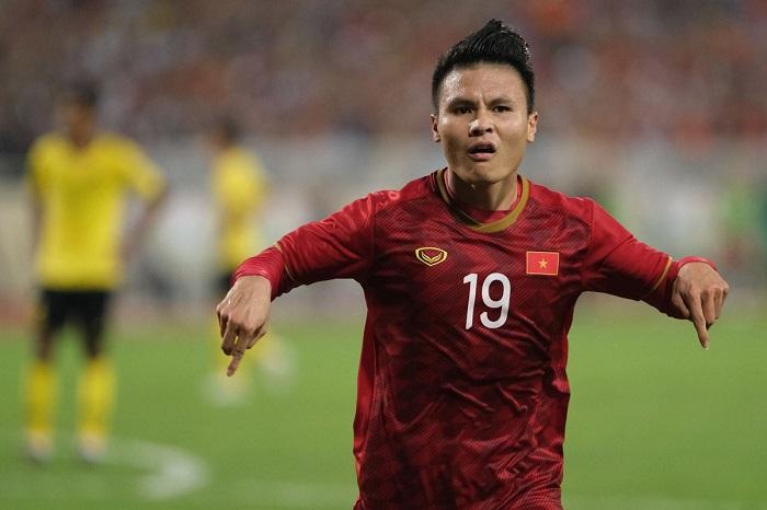 Nguyễn Quang Hải là cầu thủ rất quan trọng dưới triều đại HLV Park Hang-seo