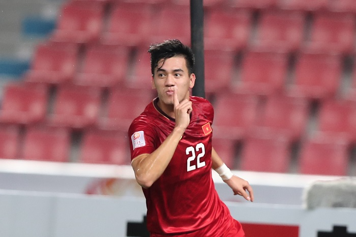 Cầu thủ Nguyễn Tiến Linh là ai 1