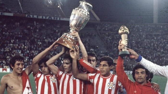 Copa America là giải gì 2