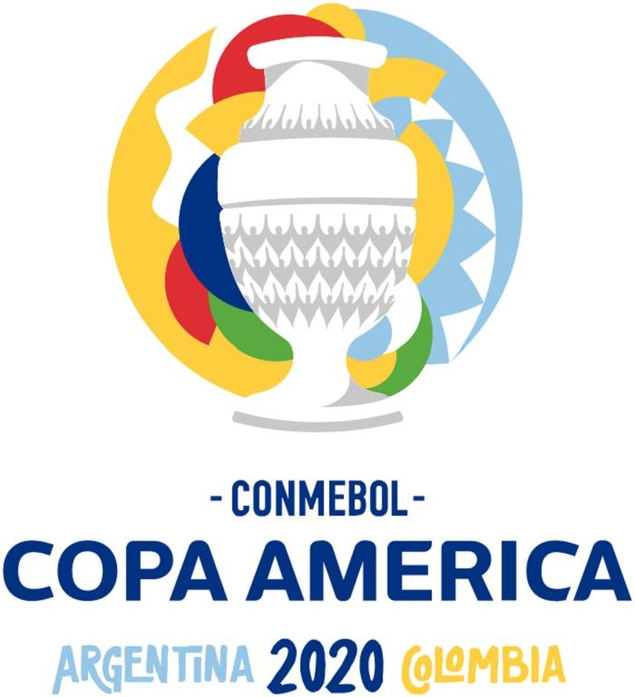 Logo Copa America 2020