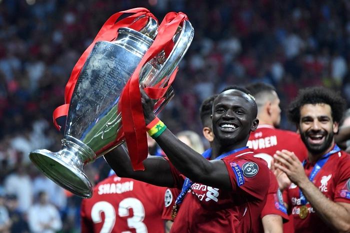 Sadio Mane cùng Liverpool đăng quang ngôi vô địch Champions League