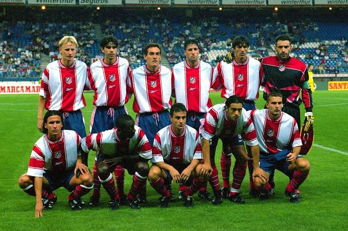 tin tức về Atletico Madrid 5.  đội