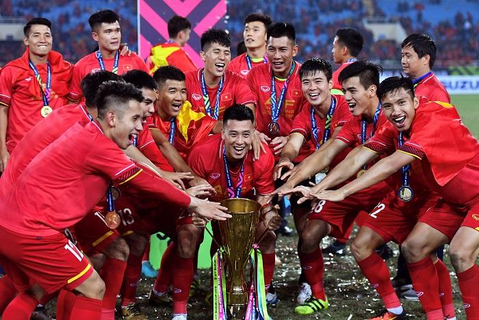 ĐT Việt Nam là đương kim vô địch AFF Cup