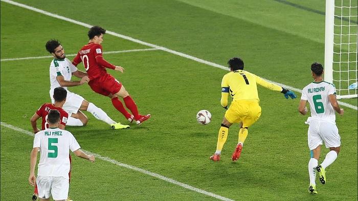 Việt Nam vs Iraq trong khuôn khổ vòng bảng Asian Cup 2019