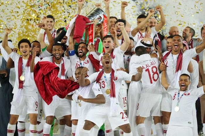 Nhà vô địch Asian Cup 2019 Q.atar