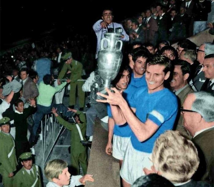 Ý vô địch Euro 1968