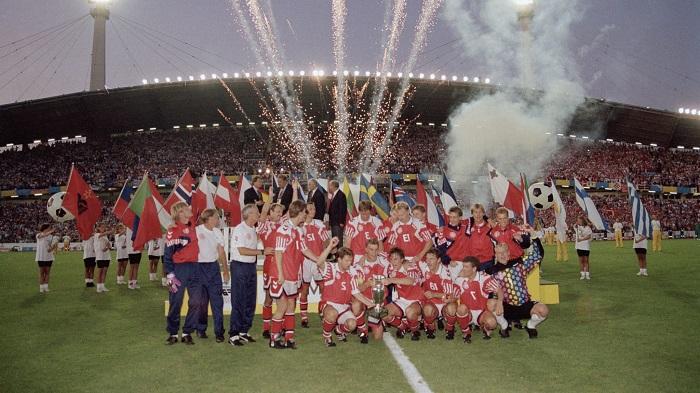 Đan Mạch vô địch Euro 1992 thần kỳ