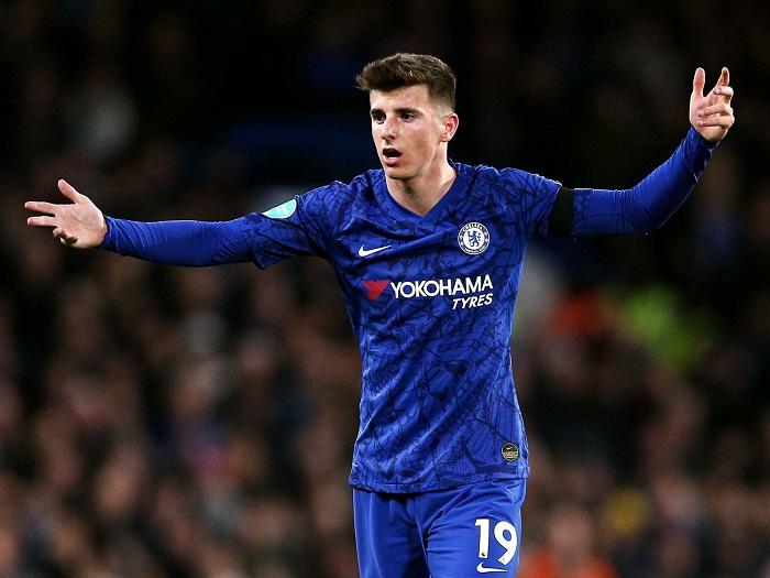 "Mason Mount - ""Lampard mới"" của Chelsea"