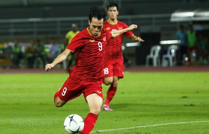Nguyễn Văn Toàn là một trong những cầu thủ giàu tốc độ nhất Việt Nam