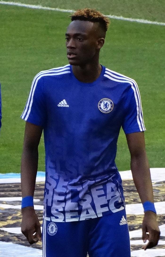 Tammy Abraham trưởng thành từ chính lò đào tạo của Chelsea