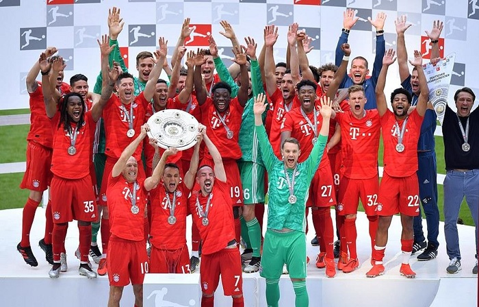 tin tức về FC Bayern Munich 4