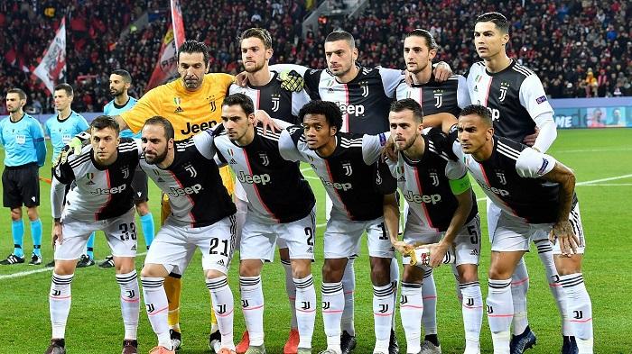 Thông tin đội bóng Juventus - Bà đầm già thành Turin - Blogsoccer.net