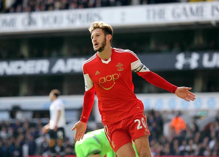 Adam Lallana giúp Southampton trở lại Ngoại hạng Anh và có sự nghiệp đột phá