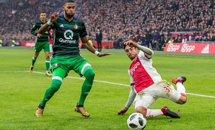 Câu lạc bộ bóng đá Ajax Amsterdam - Derby Ajax vs Feyenoord
