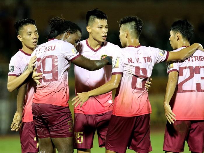 Câu lạc bộ bóng đá Sài Gòn tại V.League 1
