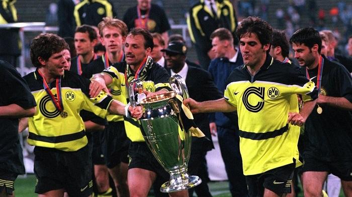 câu lạc bộ Borussia Dortmund 1