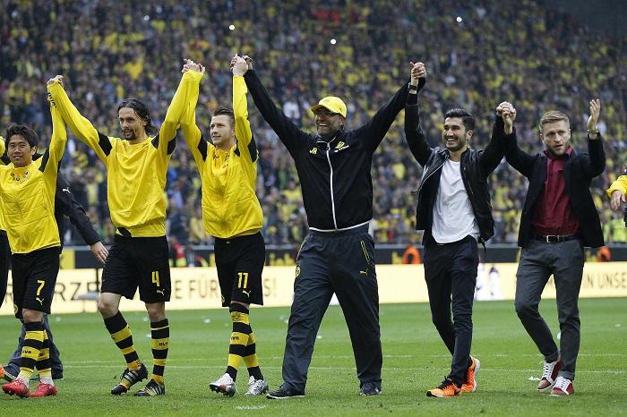 câu lạc bộ Borussia Dortmund 4