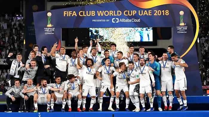 Giải vô địch bóng đá toàn thế giới những câu lạc bộ - FIFA Club World Cup