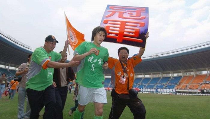 Giải bóng đá vương quốc Trung Hoa Chinese Super League (CSL)