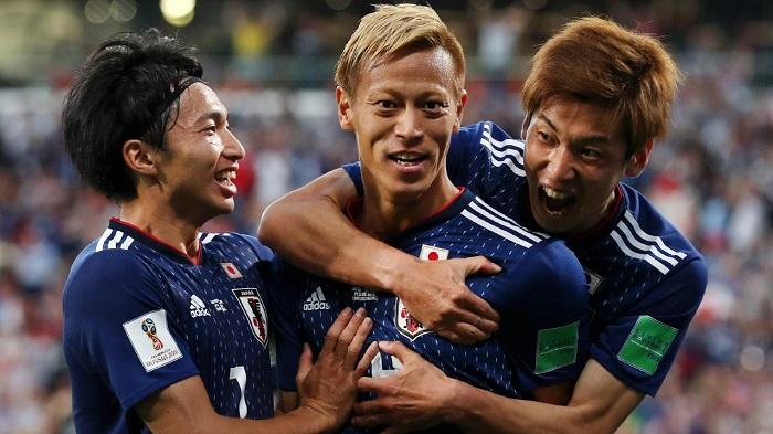 Keisuke Honda là cầu thủ châu Á duy nhất ghi bàn ở 3 kỳ World Cup
