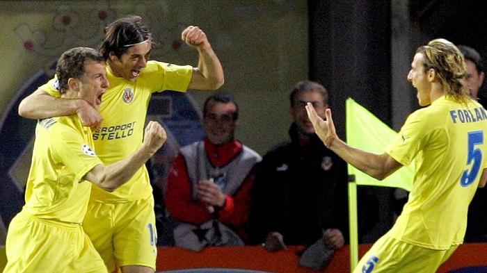 Villarreal sở hữu dàn sao nổi trội trong năm 2000