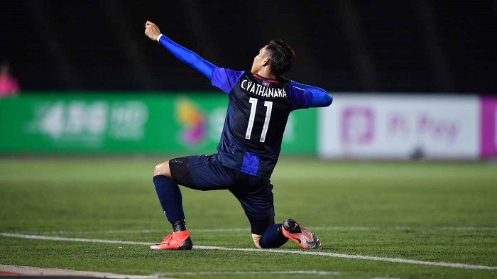 Chan Vathanaka có những điểm tương tự với Lionel Messi