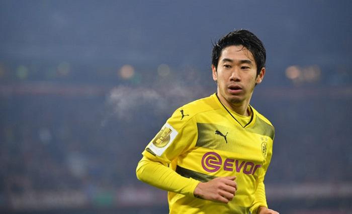 Shinji Kagawa - Cầu thủ bị đồn hẹn hò với sao nữ JAV