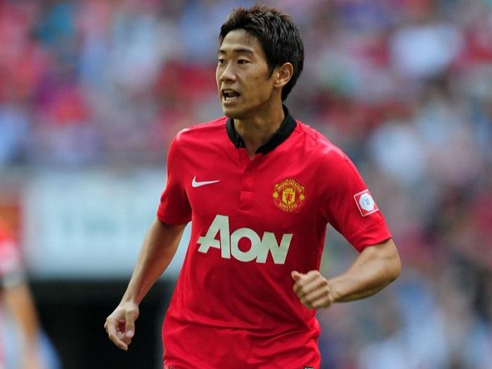 Shinji Kagawa là cầu thủ Nhật Bản thứ nhất lập hat-trick tại P.remier League