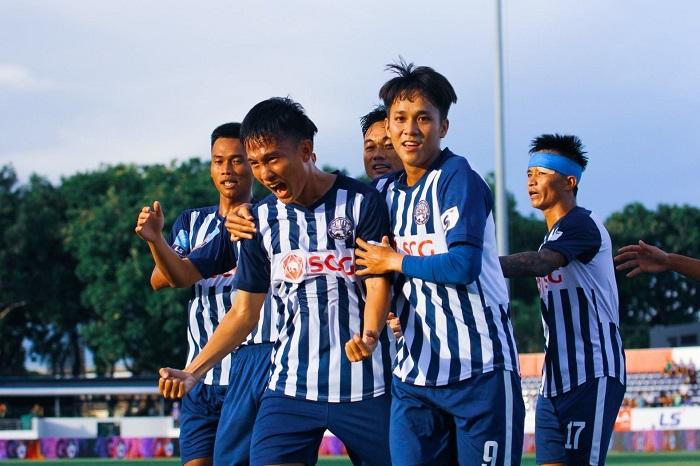 Thông tin về câu lạc bộ bóng đá Bà Rịa Vũng Tàu
