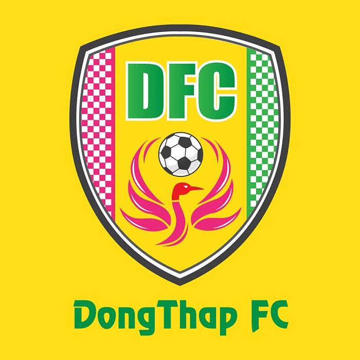 Logo câu lạc bộ bóng đá Đồng Tháp