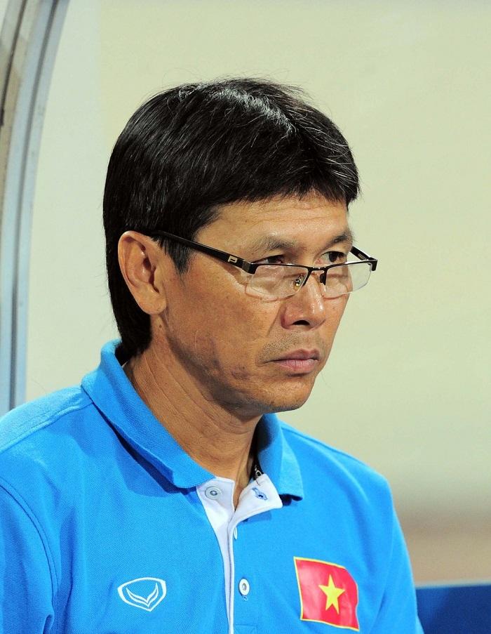 Cựu tuyển thủ kiêm HLV Trần Công Minh