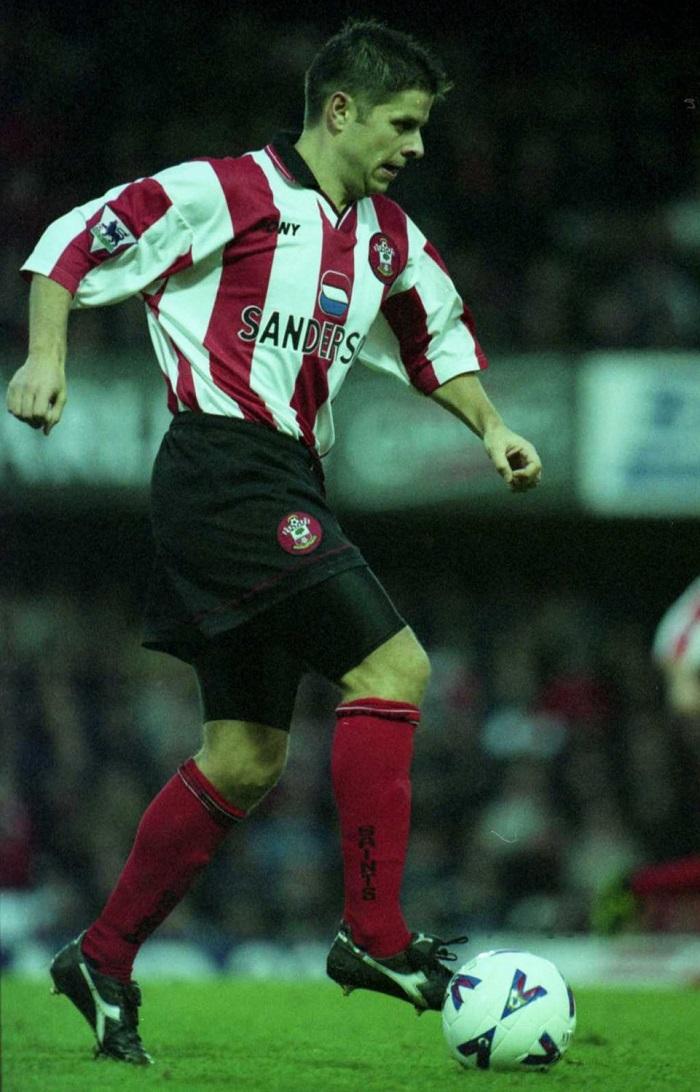 Scott Hiley - Cựu cầu thủ Man City từng xỏ háng Cristiano Ronaldo