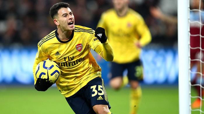 Gabriel Martinelli - Viên ngọc thô của Arsenal