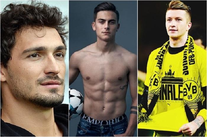 Top 10 cầu thủ đẹp trai nhất toàn thế giới năm 2020 vẫn đang tranh tài