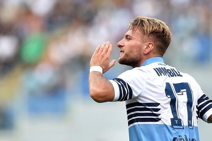 Ciro Immobile đoạt nhiều thành tích cá nhân nổi bật tại Lazio